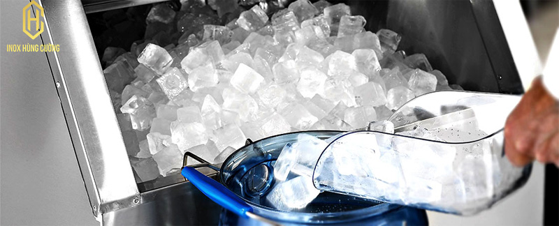 Máy làm đá lạnh
